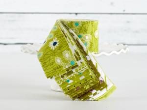 Moda_Simply Colorful II (Green) Jelly Roll